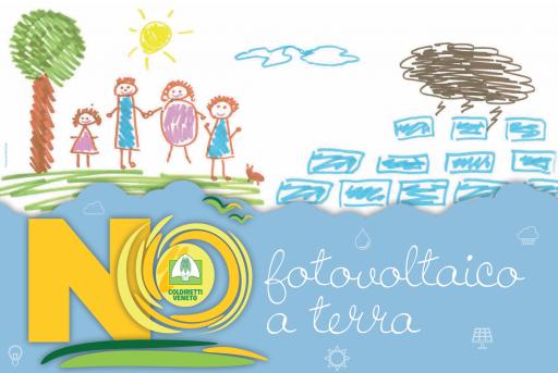 FIRMA LA PETIZIONE: Stop fotovoltaico su suolo agricolo