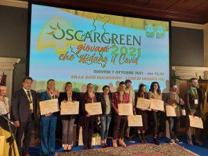 Finalisti Oscar Green Veneto 2021